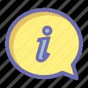 info, online, social market, web, web page icon