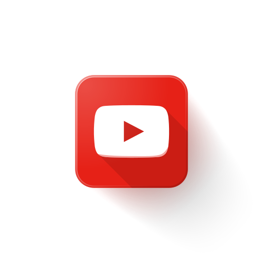 logo, youtube icon