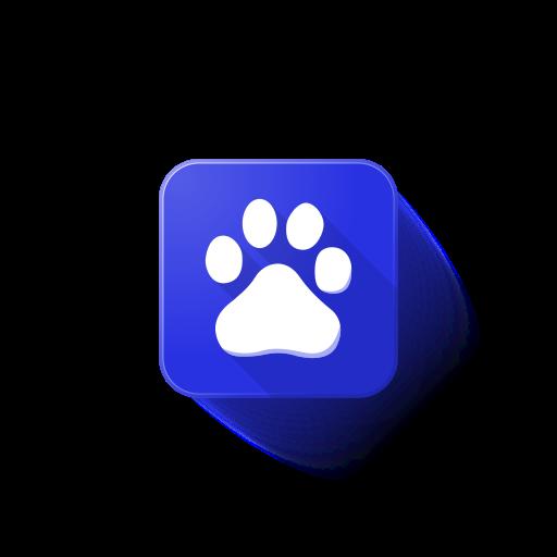 brand, logo icon