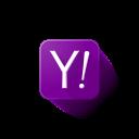 logo, yahoo icon