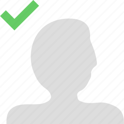 account, customer, people, user icon