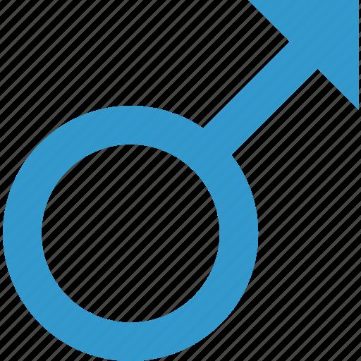gender, men icon
