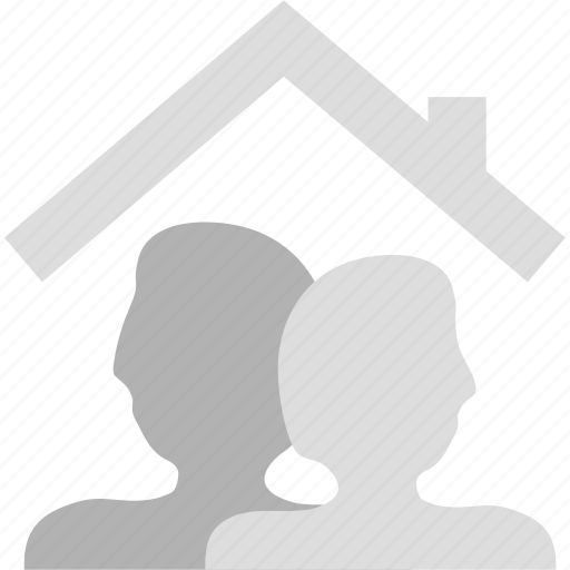 account, family, home, house icon
