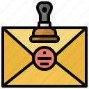 business, communications, contact, envelope, mail, message icon