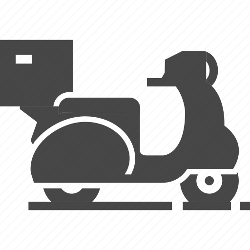 delivery, express, mail icon