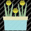 decor, flowers, garden, gift icon