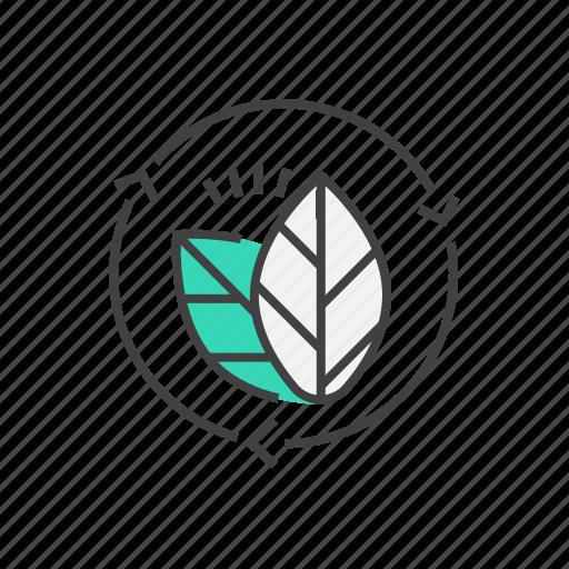 Eco, garden, green, leaf, nature icon - Download on Iconfinder