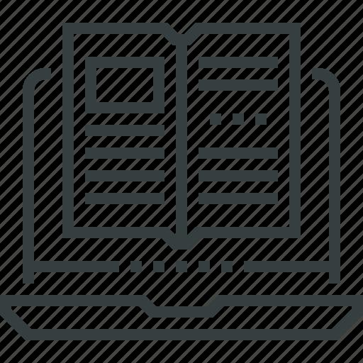 online, tutorials icon