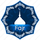 english, fajr, islam, muslim, muslims worship, pray, prayer, the five daily prayers icon