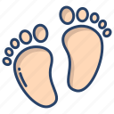 baby, feet