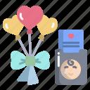 baby, shower, elements