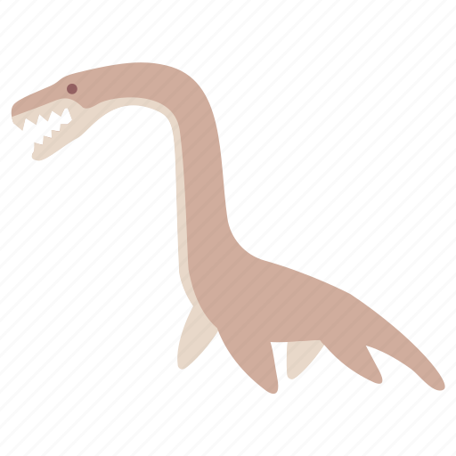 dinosaur, jurassic, loch, monster, ness, plesiosaur, plesiosaurus icon
