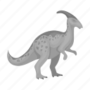 ancient, animal, dinosaur, predator, prehistoric, wild icon