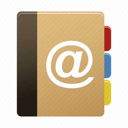Addressbook, contact, contacts icon - Download on Iconfinder