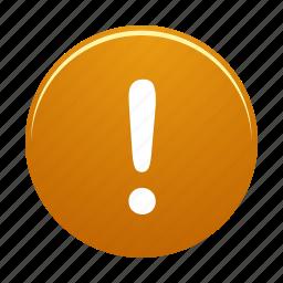 alarm, alert, danger, warning icon