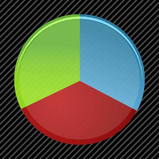 Chart, analytics, data, diagram, graph, pie, report icon - Download on Iconfinder