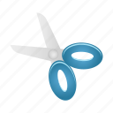 cut, scissors, tool, tools icon