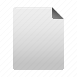 document, documents, file, files, page, paper icon
