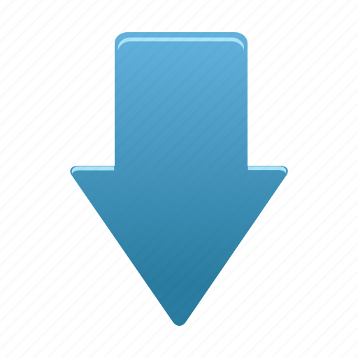 Down, arrow, arrows, direction, download icon - Download on Iconfinder