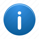 info, information, sign icon