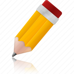edit, education, learning, pencil, school, study, write icon