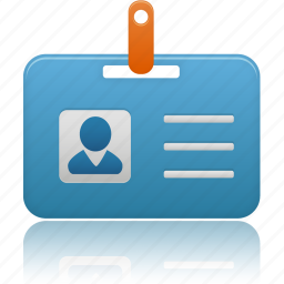 account, card, education, id, profile, student, user icon
