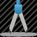 compasses, tools, tool