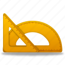 rulers, ruler, triangle, tool, tools, measure