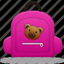 schoolbag, bag, learning, training, school bag, study, education