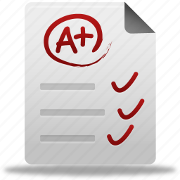 document, documents, file, mark, paper, point, record, records, test, text icon