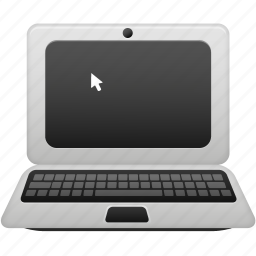 computer, display, laptop, monitor, notebook, screen icon
