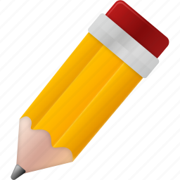 edit, education, learning, pencil, study, write icon