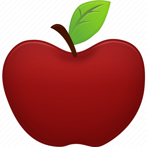 apple, education, learning, student, study, training icon