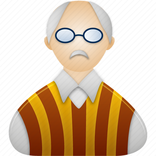 account, education, grandpa, human, learning, male, man, men, old man, people, person, prefessor, professor, profile, student, study, teacher, training, user, users icon