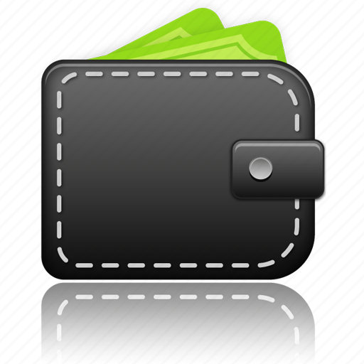 bag, business, buy, cash, coin, dollar, ecommerce, finance, money, pallet, pay, payment, price, shopping, wallet icon