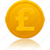 business, buy, cash, coin, currency, ecommerce, finance, money, pound, price, shopping icon
