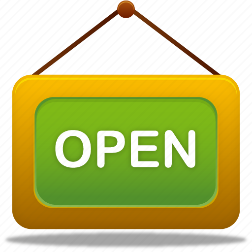buy, open, shop, shopping, store icon