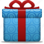 box, christmas, gift, package, present, product, shipment icon