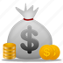 business, buy, cash, coin, coins, currency, dollar, ecommerce, finance, financial, money, payment, price, shopping icon