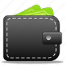 business, buy, cash, dollar, ecommerce, finance, money, pallet, pay, payment, price, shopping, wallet icon