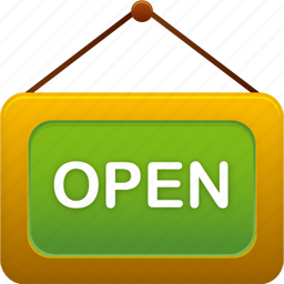buy, open, shop, shopping, store icon