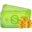 business, buy, cash, coin, dollar, ecommerce, finance, money, payment, price, shopping, webshop icon