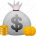 business, buy, cash, coin, coins, dollar, ecommerce, finance, gold, money, price, shopping icon