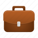 bag, briefcase, business, office, portfolio, suitcase icon