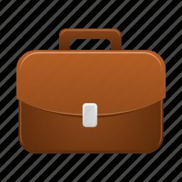 bag, briefcase, business, office, portfolio, suitcase icon