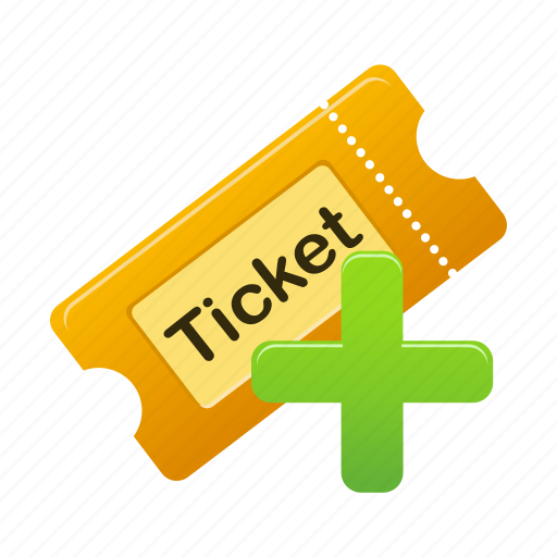 create, film, movie, ticket, tickets icon