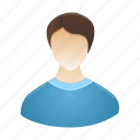 account, business, male, man, people, profile, user icon