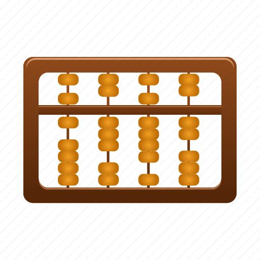 Account, abacus, conculate, count, math icon - Download on Iconfinder
