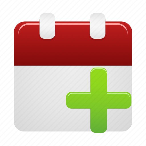 Add, event, calendar, date, new, schedule icon - Download on Iconfinder