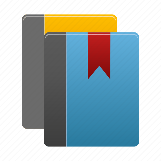 books, knowledge, learning, library, reading, study icon